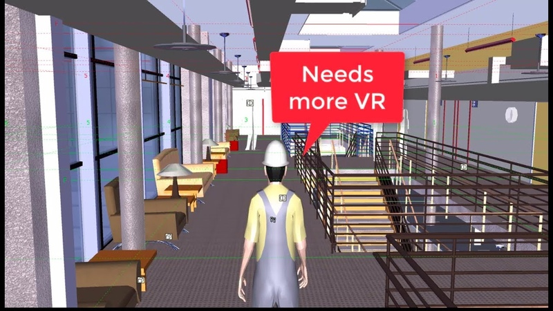 Navisworks to VR in One Click - For QA/QC, MEP Coordination, and AEC VR Meetings