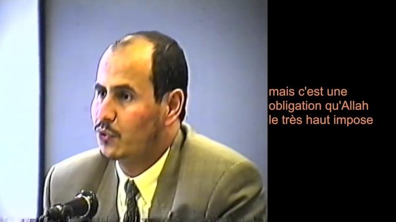 Une conférence choc d'Amar Lasfar Président de l'UOIF refait surface смотреть онлайн без регистрации