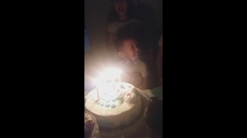 День рождения Ботика