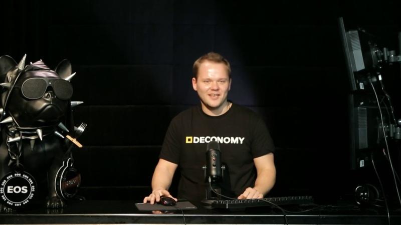 Турнир по трейдингу 🔥 100 000$ Deconomy Seoul 2019 ETH 2 0 Биржа UTEX 📺 Вечерний Радченко