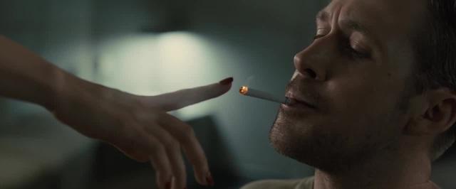 Holographic cigarette