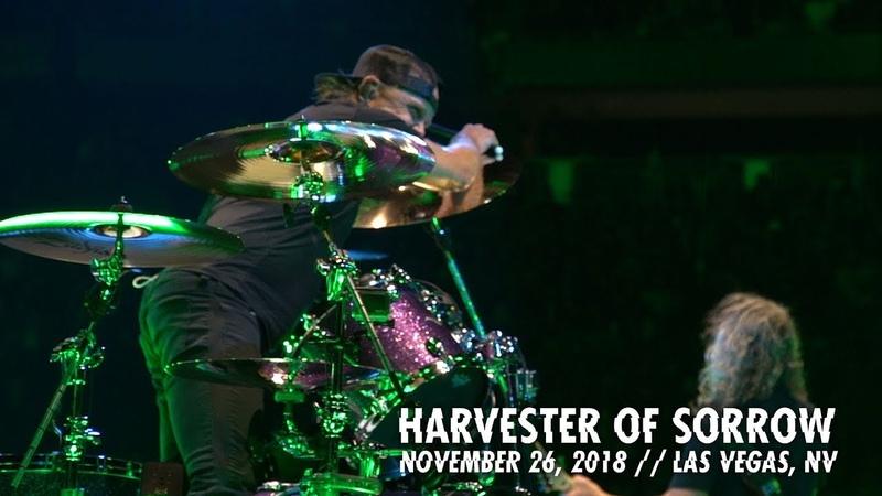 Metallica Harvester of Sorrow (Las Vegas, NV - November 26, 2018)