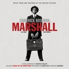 Marcus Miller альбом Marshall (Original Motion Picture Soundtrack)