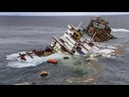 Fatal accidents with large ships ship sinking human error