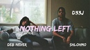 D33J - Nothing Left (ft. Deb Never and Shlohmo)
