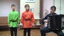 Дуэт Ёшеньки мои Василий Санаев и Святослав Лоленко г Красноярск Косил батька