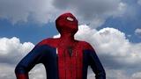 Человек-паук в Сибири