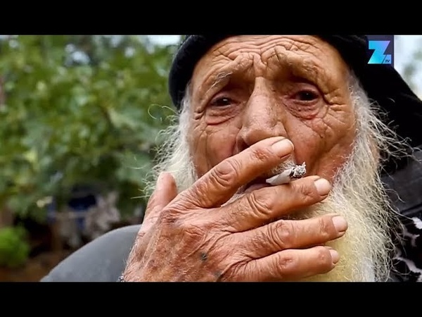Just with his nose alone he can produce children. This 125-year-old has more energy than most people