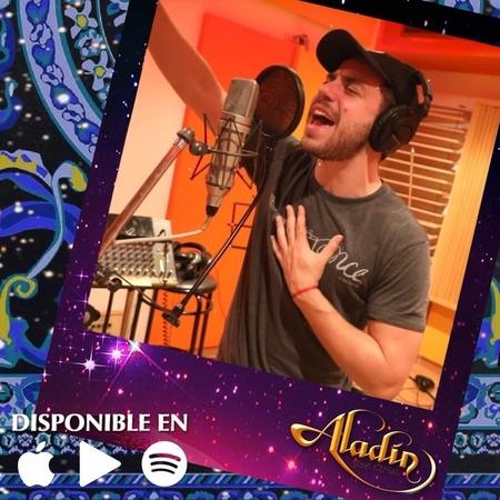 """Aladin El Show on Instagram: """"Ahora podés encontrar todas las canciones en @applemusic, @googleplaymusic y @spotify 👏🏻👏🏻👏🏻 De nada 🧞♂️"""""""