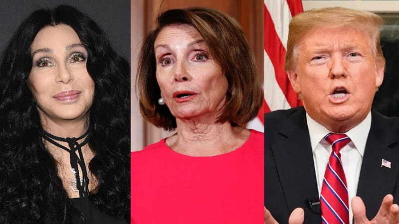 """Hollywood Star Turns On Pelosi – Orders Her To """"End This Shutdown Now"""""""