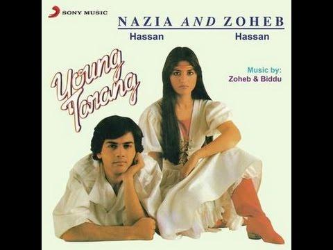 Nazia Hassan Zoheb Hassan - Young Tarang (Full Album)