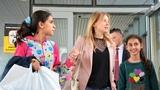 Наталья Поклонская привезла детей из Сирии на реабилитацию в Крым