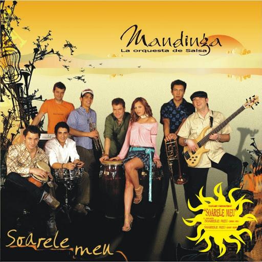Mandinga альбом Soarele meu (La Orquestra de Salsa)