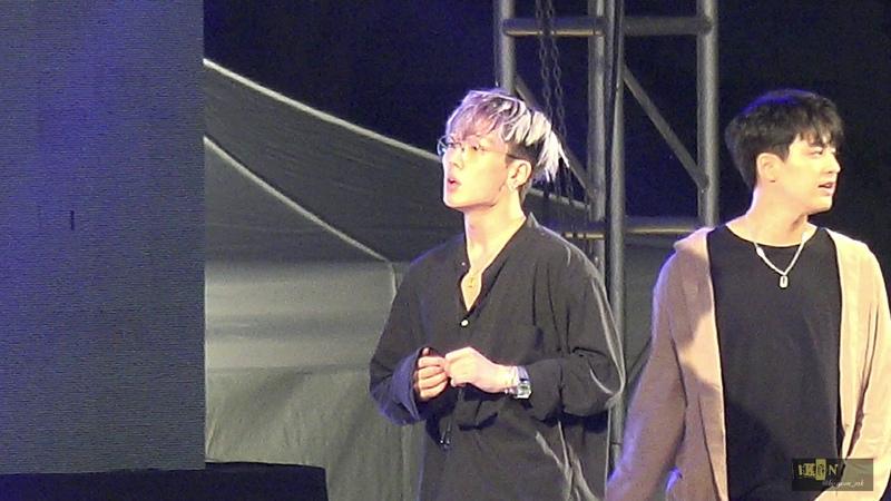 180919 순천향대학교 축제 iKON (아이콘) - 바람 (BOBBY FOCUS)