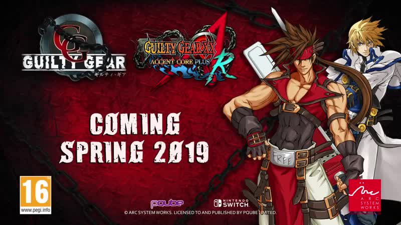 Guilty Gear 20th Anniversary Edition - Трейлер анонса