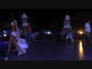 ქართველმა ბიჭმა თურქ მოცეკვავე გოგოს თავი არ გაამასხარავებინა!