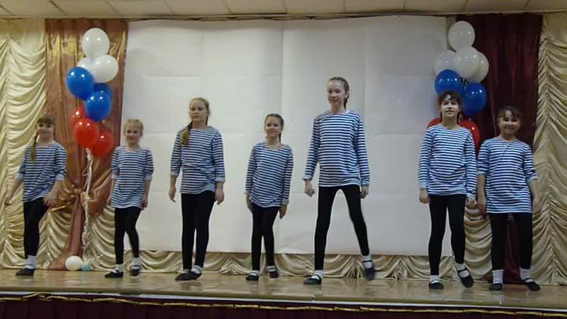 ОБРАЗ танец Яблочко