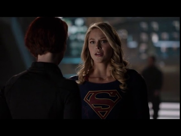 Supergirl - 3x14 Deleted Scene [DanversSisters]