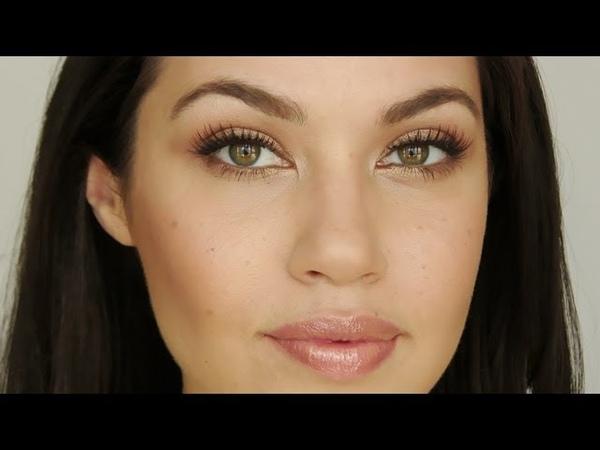 Bronzy Glow Makeup Tutorial | Eman