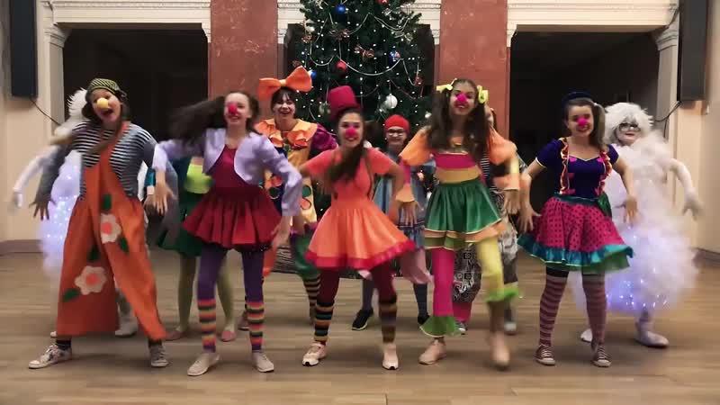 Приглашаем на Новогоднюю сказку в ДК ВГС!