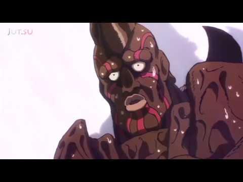 Сайтама против Кабуто!! эпичный бой в аниме ВанпанчменOnepunchman!!