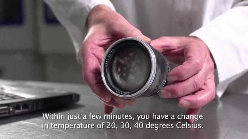 Carl Zeiss Lenses - Stress test (extended)
