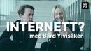 P3 Christine Hvor godt kjenner du deg selv på internett Bård Ylvisåker
