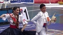 Camila Aragon y Joaquin Reyes, Campeones Mundiales Infantil 2018. Semifinal Trujillo 2019