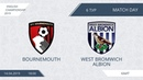 AFL19. England. Championship. Day 6. Bournemouth - West Bromvich Albion