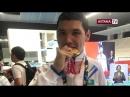 Три золотые медали за один день выиграли казахстанцы на Азиатских параиграх в Джакарте