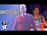 QUICK Disappearing Act on America's Got Talent Magicians Got Talent