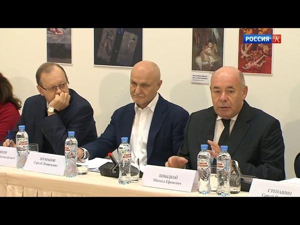 Заседание Оргкомитета по поддержке литературы прошло в рамках книжной ярмарки Нон-Фикшн