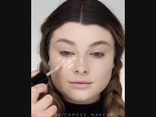 Как людей меняет макияж!