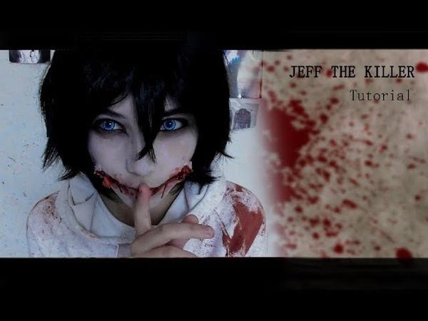 TUTORIAL Creepypasta Jeff the killer