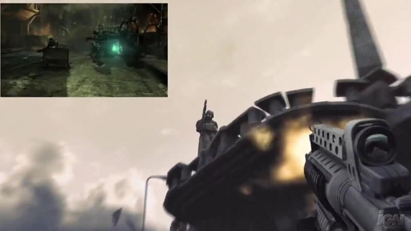 Killzone 2 e3 2005 trailer HD [BEST QUALITY ON YOUTUBE!]