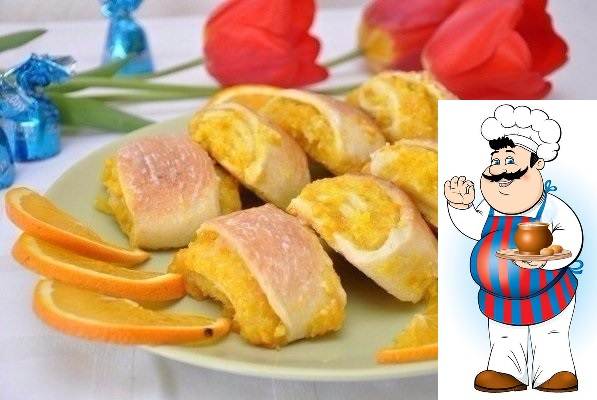 Удивите деток волшебными печеньями! Разметут за 5 минут!