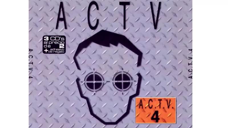 A.C.T.V. Vol. 4 - CD1 (1998)