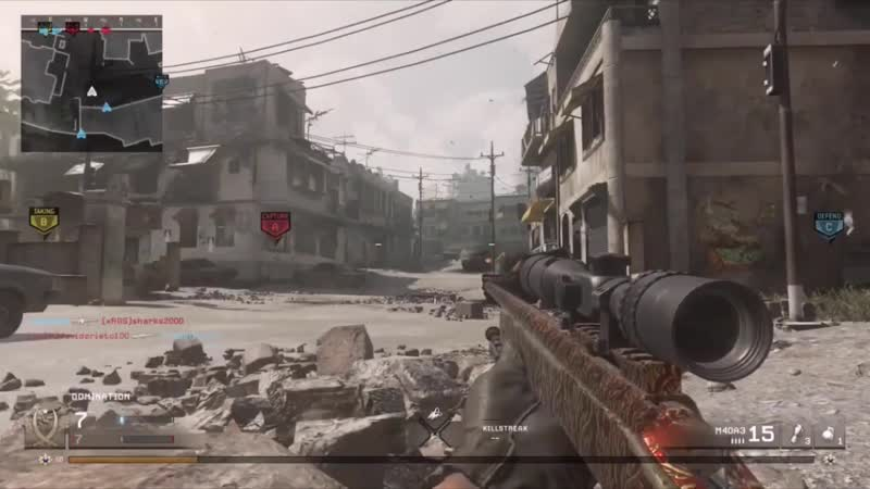 Old clip I can feel the disappointment over a year later Modern Warfare Remastered