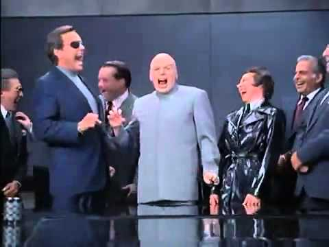 Смех доктор зло (Austin Powers - Laughter Dr. Evil)