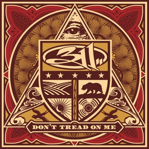 311 - Don't Tread On Me-cover