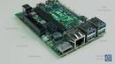 Несущая плата J130 для процессорных модулей NVIDIA Jetson TX1 TX2