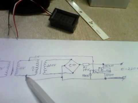 тестер светодиодной подсветки жк телевизора своими руками Tester LED backlit LCD with your hands