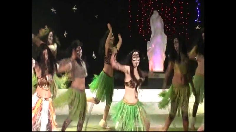 Луноокая Амазонки Отчетный концерт 2017г