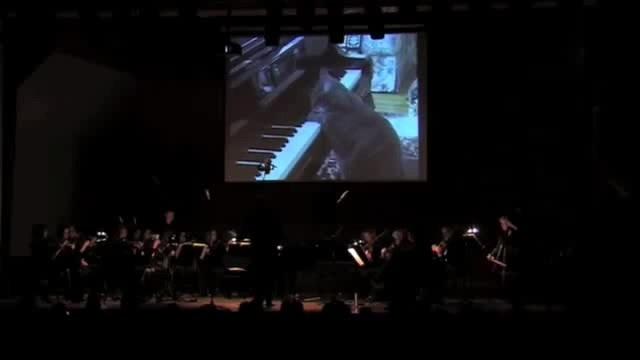 CATcerto ORIGINAL PERFORMANCE Mindaugas Piecaitis Nora The Piano Cat