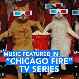 """Extreme Music альбом Music Featured in """"Chicago Fire"""" TV Series"""