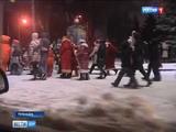 Парад Дедов Морозов в Ростове на Дону