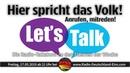 ★ Hier spricht das Volk! Mit Oliver Flesch Michael Stürzenberger ★ Radio Deutschland Eins ★