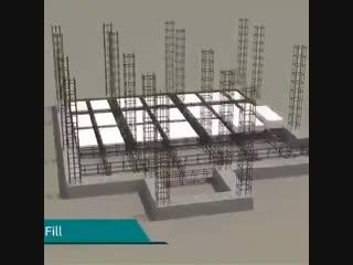 Вот так строят современные здания на Западе