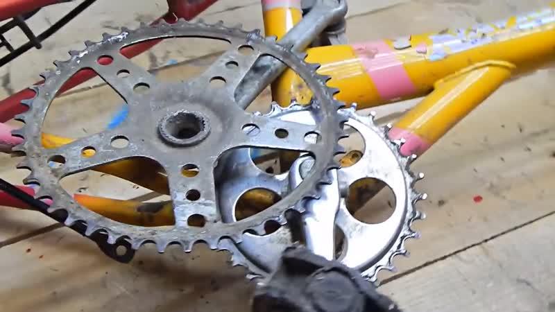 Крутая самоделка НЕ выбрасывайте звёздочку от велосипеда Сделай и себе это простое приспособление