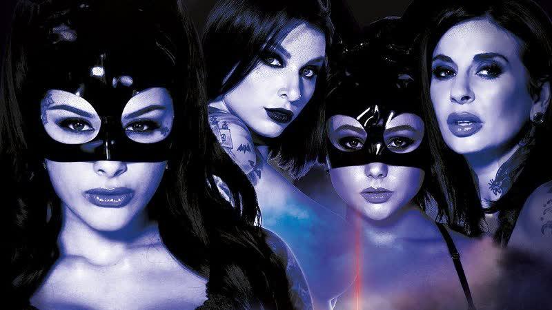 I Know Who You Fucked Last Halloween Joanna Angel, Katrina Jade, Ivy Lebelle, Ariana